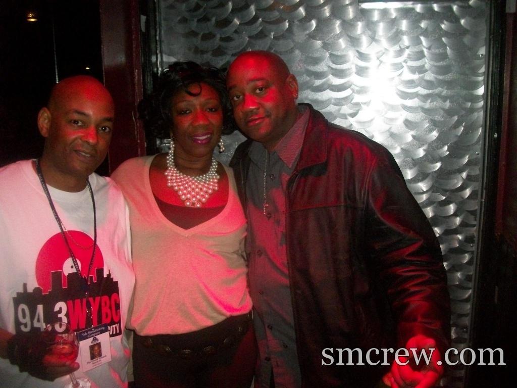 The Grand Wizard Stevie 'D', Joyce, Don J.