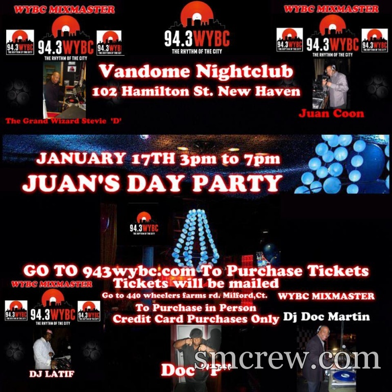 Juan Castillo's Day Party