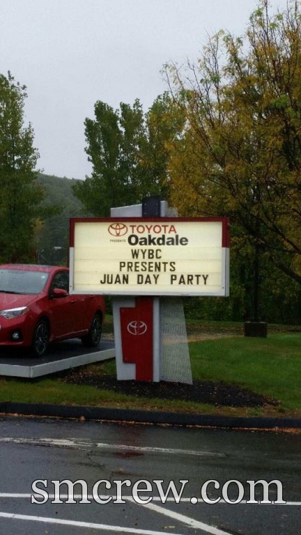 Juan's Day Party At The Toyota Oakdale Theater