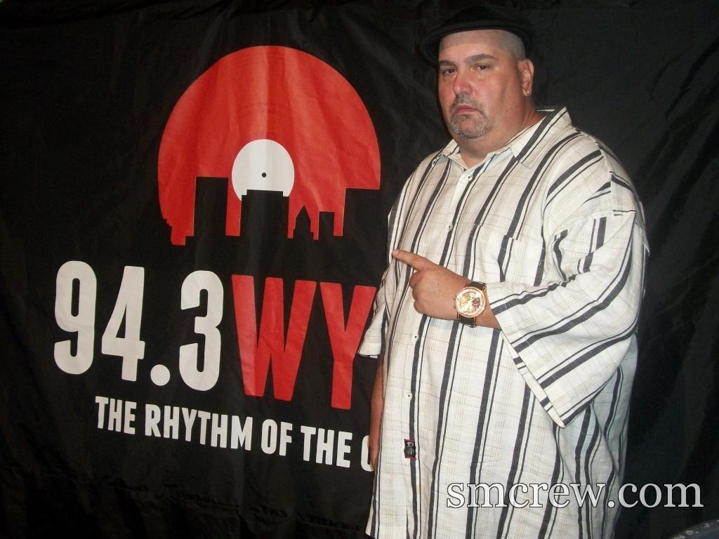 The Legendary DJ White Flash