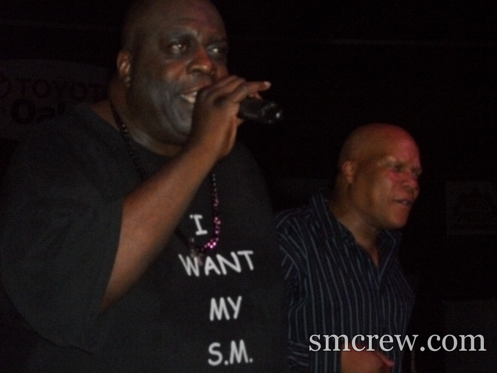 "The Great Doc-""P"" & DJ Reggie Reg"
